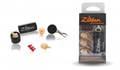 Zildjian Tappi zildjian per orecchie - in silicone ipoallergenico
