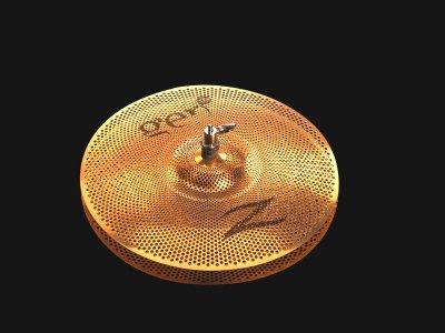 "Zildjian 14"" ae hi-hat buffed bronze (cm. 36)"