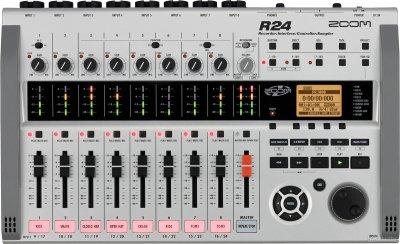 Zoom R24 Registratore Multitraccia E Interfaccia Audio Usb