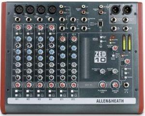 Allen&Heath Zed 10