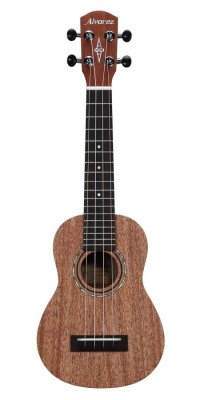 Alvarez ru22s ukulele soprano