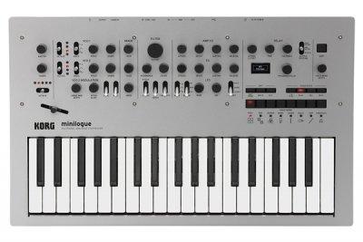 minilogue - Polyphonic Analogue Synthesizer