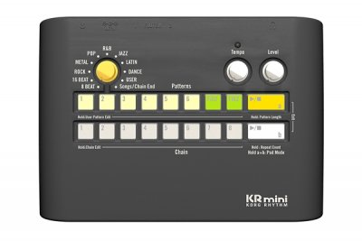KORG KR-MINI RHYTHM MACHINE