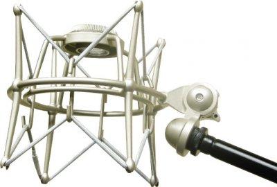 SM-02 Shock Mount per microfoni della serie M & O