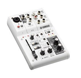 Yamaha Ag03 Mixer Scheda Audio Usb