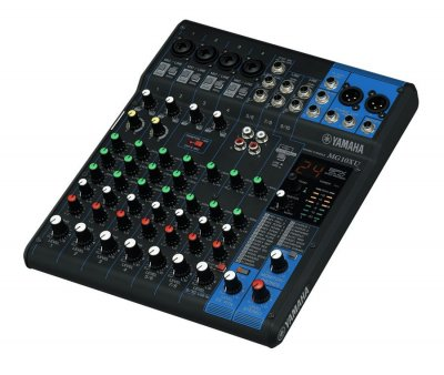 Yamaha Mg10Xu Mixer Analogico 10 Canali Con Effetti E Usb