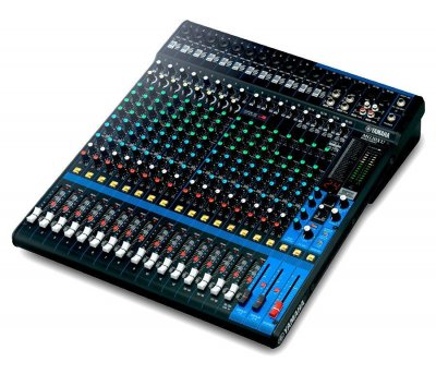 Yamaha Mg20Xu Mixer Analogico 20 Canali Con Effetti E Usb