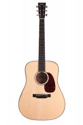 COLLINGS D1T ADIRONDACK TOP CON CUSTODIA RIGIDA