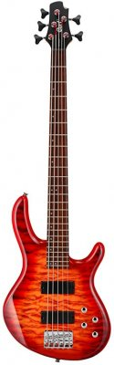 CORT ACTION BASS 5 DELUXE PLUS