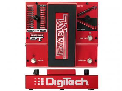 DIGITECH WHAMMY DT  PEDALE EFFETTO