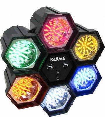 KARMA DJ319LED EFFETTO LED