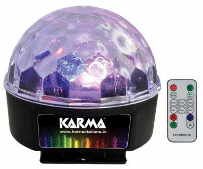Karma Dj355Led Effetto Luce