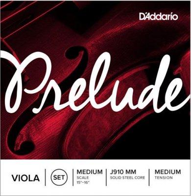 D'Addario Prelude Muta J910 Violia Medium
