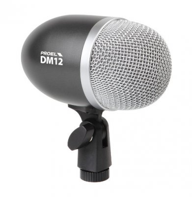 Proel Dm12 Microfono Dinamico