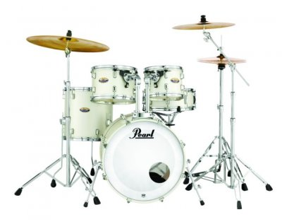 PEARL BATTERIA DMP925SC229 DECADE MAPLE WHITE SATIN PEARL