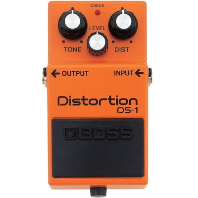 BOSS DS1 PEDALE EFFETTO  DISTORTION