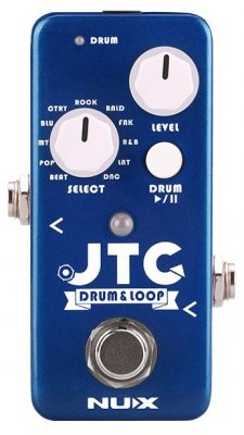 NUX JTC LOOP STATION PEDALE EFFETTO
