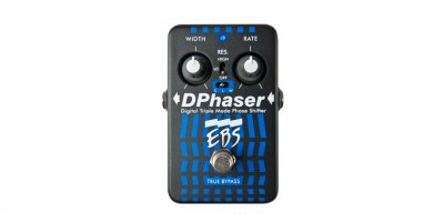 EBS DPHASER PEDALE EFFETTO