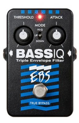 EBS BASS IQ PEDALE EFFETTO