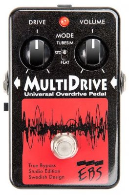 EBS MULTIDRIVE PEDALE EFFETTO