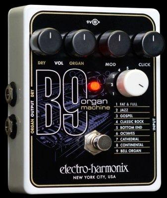 ELECTRO HARMONIX B9 ORGAN MACHINE  PEDALE EFFETTO