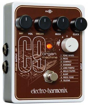 ELECTRO HARMONIX C9 ORGAN MACHINE  PEDALE EFFETTO