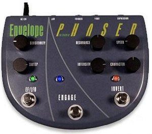 Pigtronix Ep1 Envelope Phaser Pedale Effetto
