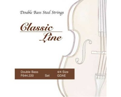 GEWA CLASSIC LINE MUTA CONTRABBASSO 4/4