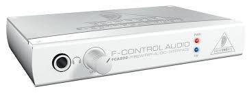 BEHRINGER FCA202 F - CONTROL AUDIO