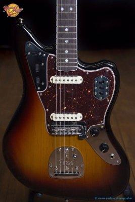 Fender American Original 60S Jaguar Rw 3Tone Sunburst