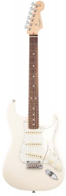 FENDER STRATOCASTER AMERICAN PROFESSIONAL OLYMPIC WHITE