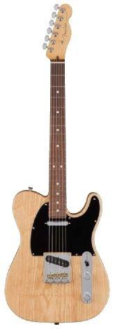 FENDER TELECASTER AMERICAN PROFESSIONAL NATURAL
