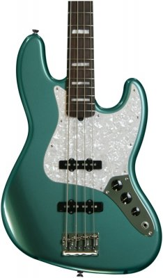 FENDER JAZZ BASS ADAM CLAYTON RW SHERWOOD GREEN METALLIC