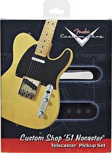 Fender Tele Custom Shop Nocaster Set 2