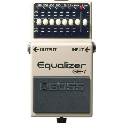 Boss Ge-7 Graphic Equalizer Equalizzatore Grafico
