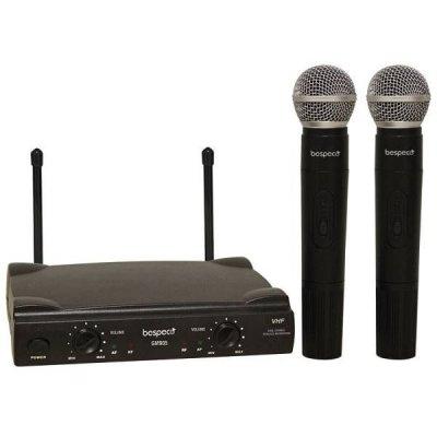 Bespeco Gm905 Radiomicrofono Doppio