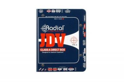 JDV™ Active Super Direct Box