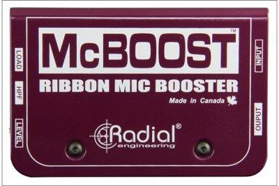 McBoost
