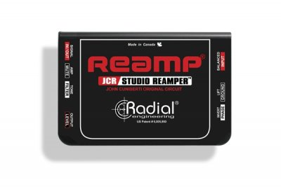 Reamp JCR