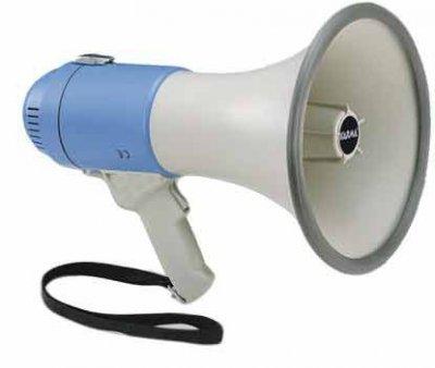 Karma Gt1227Sw Megafono 25W Con Sirena E Fischietto