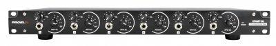 Proel Hpamp106 Amplificatore Cuffie 6Ch