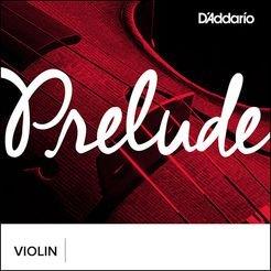 D'Addario Prelude Corda Violino J811 1/4 M  E-Mi In Acciaio