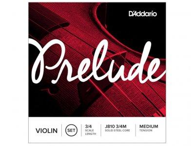 D'Addario Prelude J810 Muta Violino 3/4 Medium