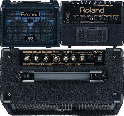 ROLAND KC110 AMPLIFICATORE PER TASTIERA