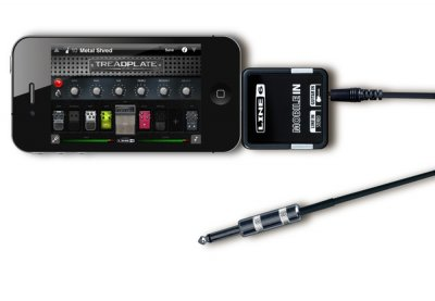 LINE6 MOBILE IN (30 PIN)
