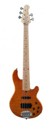 LAKLAND BASSO USA 55-94 DELUXE AMBER MAPLE