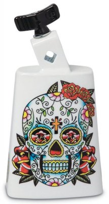 LP 20NY-SS COWBELL COLLECT SUGAR SKULL