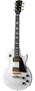 GIBSON LES PAUL STUDIO T 2016 ALPINE WHITE GOLD HARDWARE