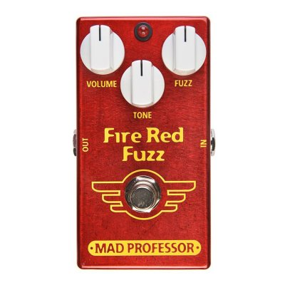 MAD PROFESSOR FIRE RED FUZZ PEDALE EFFETTO