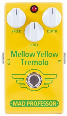 MAD PROFESSOR MELLOW YELLOW TREMOLO PEDALE EFFETTO